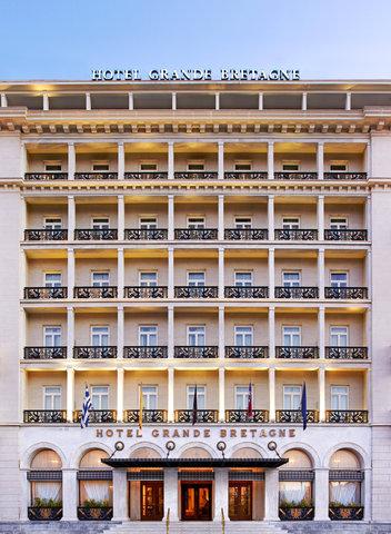 Hotel Grande Bretagne, a Luxury Collection Hotel, Athens - Exterior