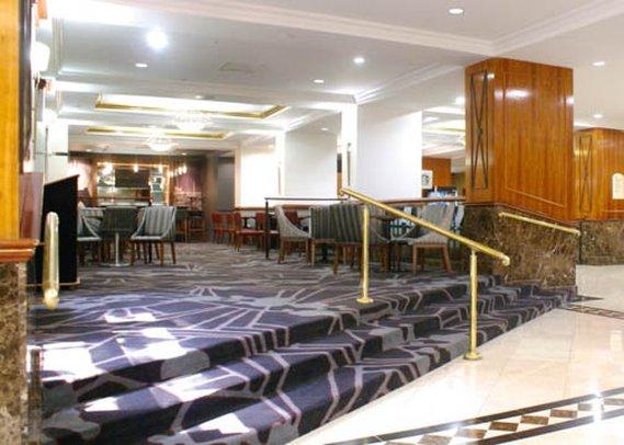 Crowne Plaza Hotel Secaucus-Meadowlands Bár/lounge