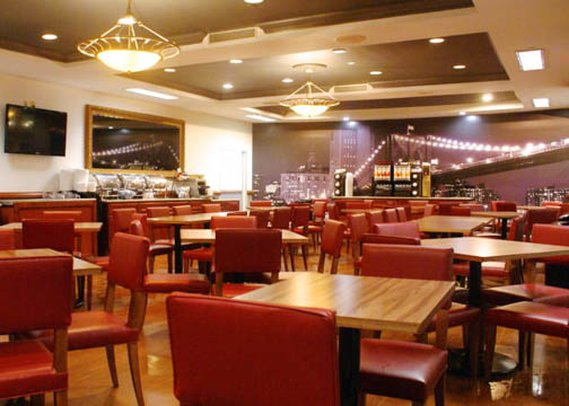 Crowne Plaza Hotel Secaucus-Meadowlands Étkezés