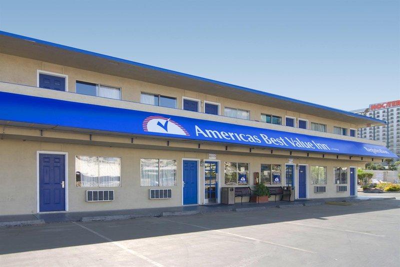 Americas Best Value Inn Exterior view