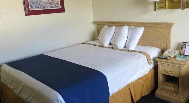 Americas Best Value Inn View of room