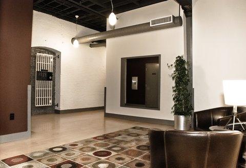 The Lofts Hotel - Lobby