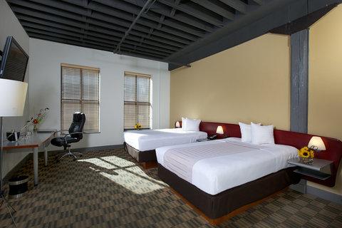 The Lofts Hotel - Standard Double Loft