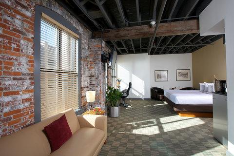 The Lofts Hotel - Standard King Loft