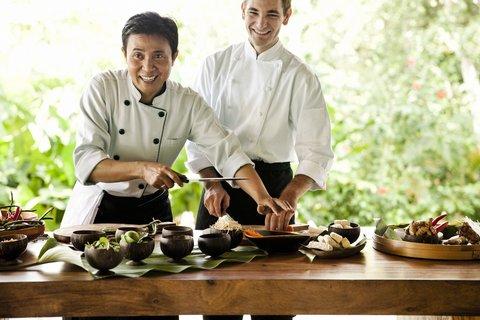 Uma Ubud - Cooking School