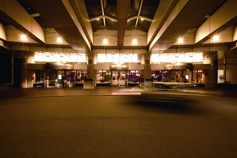 InterContinental Coex Seoul Vista esterna