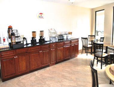 Super 8 Rahway/Newark - Breakfast Area