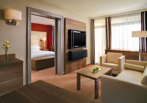 Sheraton Frankfurt Congress Hotel - Junior Suite