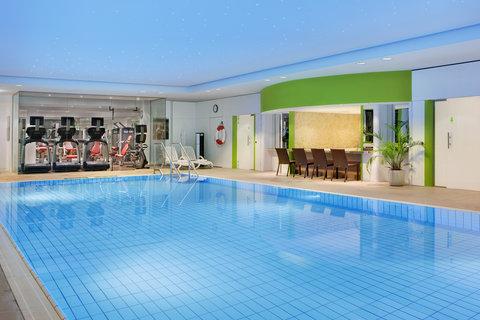 Sheraton Frankfurt Congress Hotel - Pool