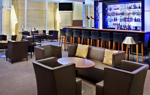 Sheraton Frankfurt Congress Hotel - Bar And Lounge L