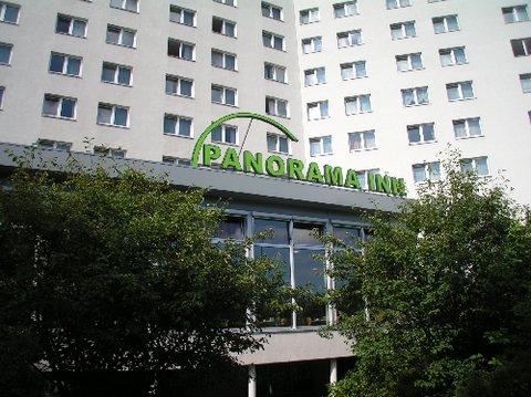 伯丁豪斯全景畫酒店 - TOP Hotel Panorama Inn Hamburg Exterior View