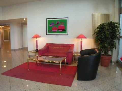 伯丁豪斯全景畫酒店 - TOP Hotel Panorama Inn Hamburg Lobby