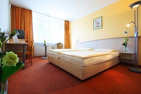 伯丁豪斯全景畫酒店 - TOP Hotel Panorama Inn Hamburg Guest Room