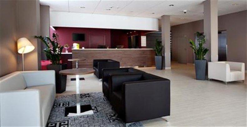Hotel Campanile Bydgoszcz Lobby