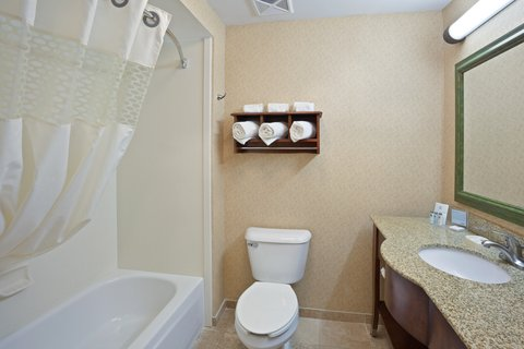 Hampton Inn Elkhart IN - IMGHampton Elkhart INGuestbathroom