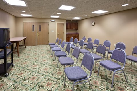 Hampton Inn Elkhart IN - IMGHampton Elkhart INMeetingroom