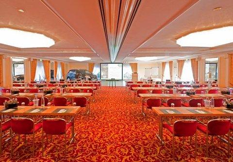 漢堡機場萬豪庭院酒店 - Graf Zeppelin Ballroom