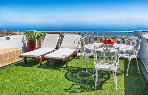 Korifi Suites - Korifi Suites terrace