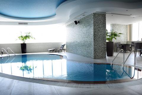 فندق كريستال أبوظبي - Cristal Spa Indoor Pool