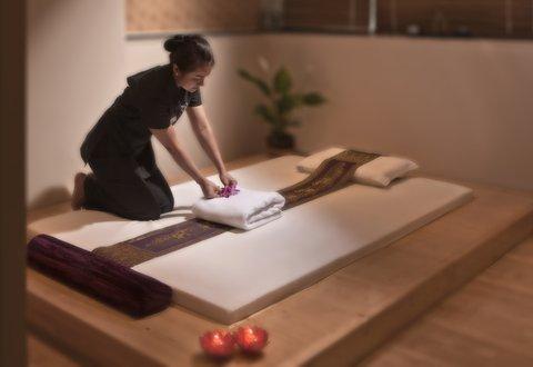 فندق كريستال أبوظبي - Cristal Spa Treatment Room