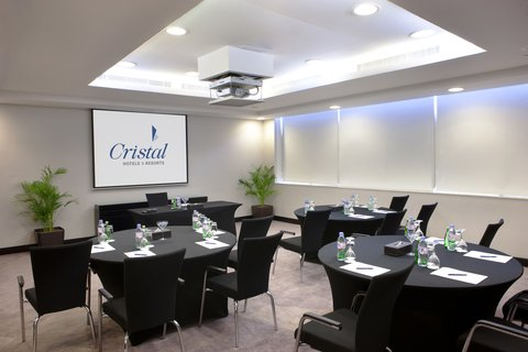 فندق كريستال أبوظبي - Meeting Room