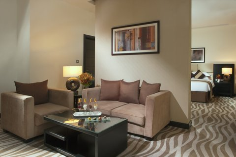 فندق كريستال أبوظبي - Quartz Suite