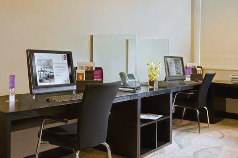 فندق كريستال أبوظبي - Business Centre