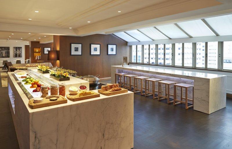 Hilton Singapore Hotel Bar/lounge