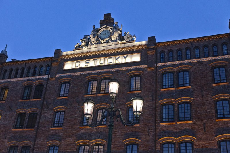 Hilton Molino Stucky Venice Vue extérieure