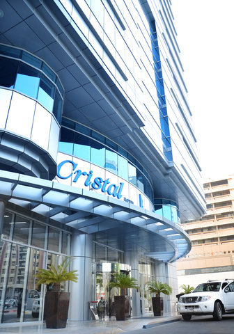 فندق كريستال أبوظبي - Facade