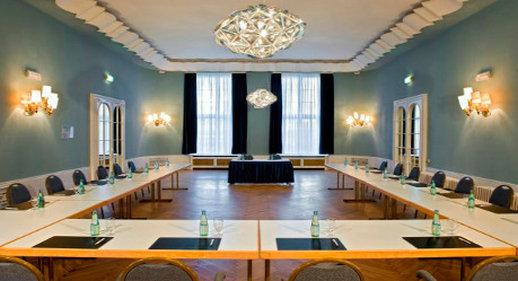 Wyndham Duisburger Hof Konferenční sál