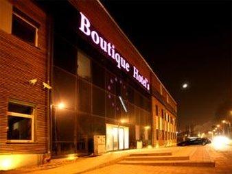 Boutique Hotels Sosnowiec - SCHPExterior
