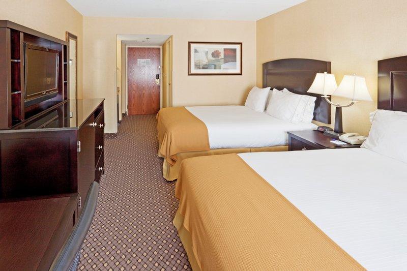 Holiday Inn Express Saugus (Logan Airport) Vista do quarto