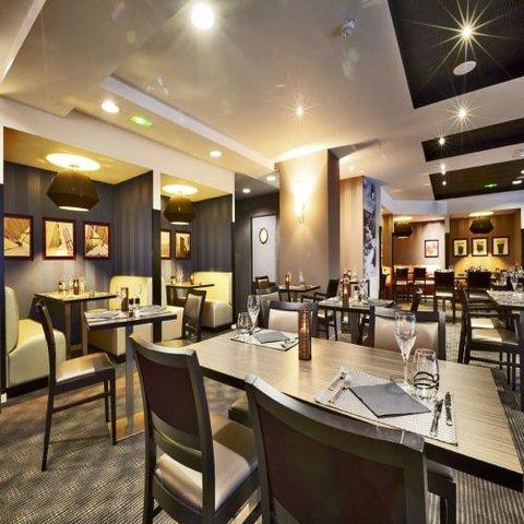 Kyriad Auray - Restaurant