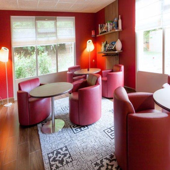 Campanile - Rennes Atalante Бар/гостиная