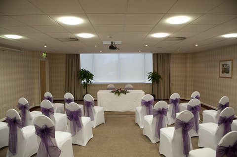 Future Inn Cardiff Bay - Wedding Ceremony in the Holder Suite at Future Inn