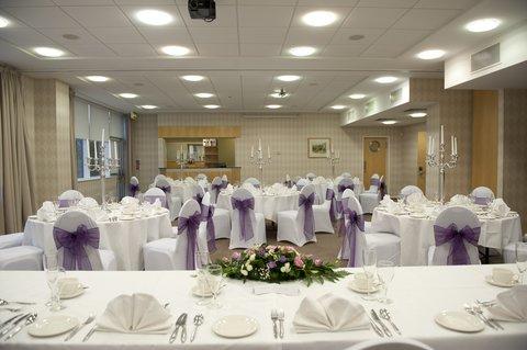 Future Inn Cardiff Bay - Wedding Breakfast in Emma Eniston Suite