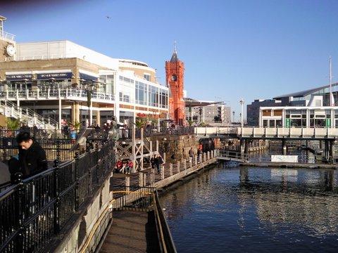 Future Inn Cardiff Bay - Mermaid Quay Cardiff Bay