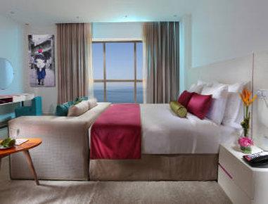 فندق وأجنحة هوثورن من ويندهام - Deluxe King Bed Sea View