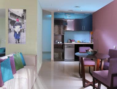 فندق وأجنحة هوثورن من ويندهام - Kitchenette One Bed Suite