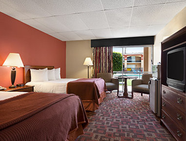 Howard Johnson Inn - Oklahoma City Zimmeransicht