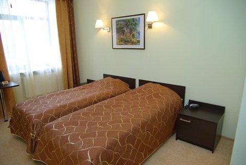 Gold Yurta Hotel - Standard Twin