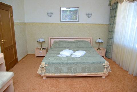 Gold Yurta Hotel - Suite Comfort