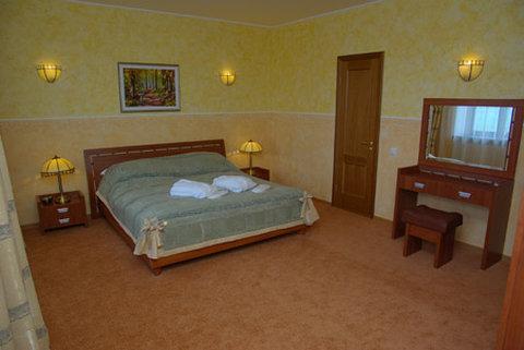 Gold Yurta Hotel - Suite Premium