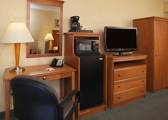 Quality Inn & Suites Absecon View of room