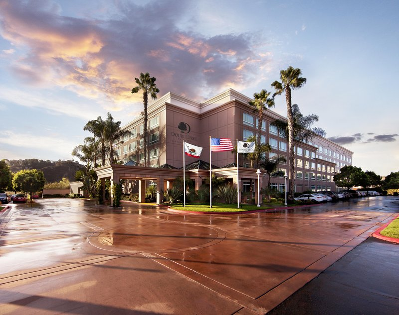 Doubletree Hotel San Diego/Del Mar 外景