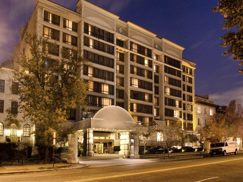 Hilton-Washington Embassy Row - Washington, DC