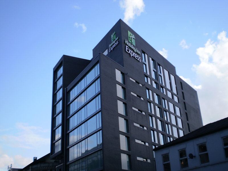 Holiday Inn Express Manchester CC-Oxford Road Ulkonäkymä