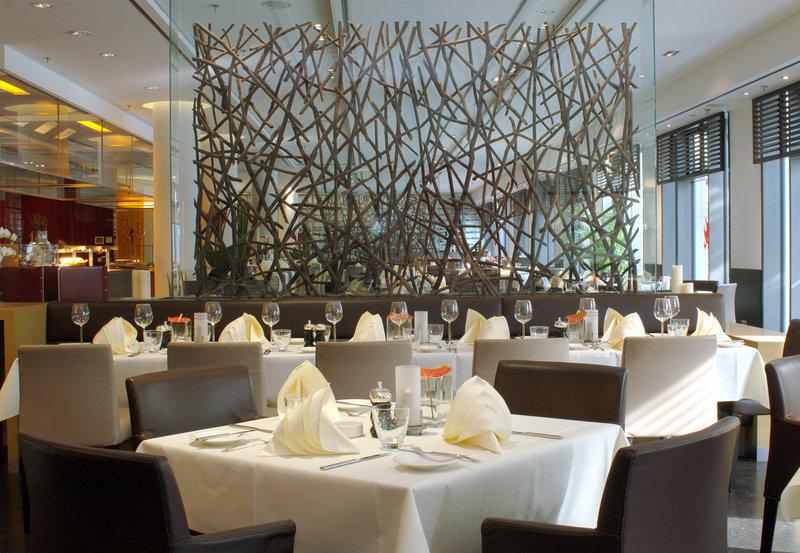 Radisson Blu Hotel, Berlin Étkezés