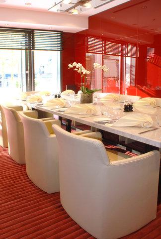 Radisson Blu Hotel, Berlin - Flame  Private Dining Room at Restaurant HEat